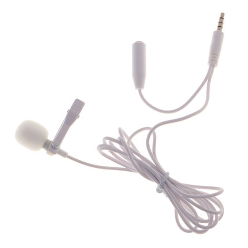 Externes Ansteckmikrofon Lavalier Ansteckmikrofon für Smartphones Vocal
