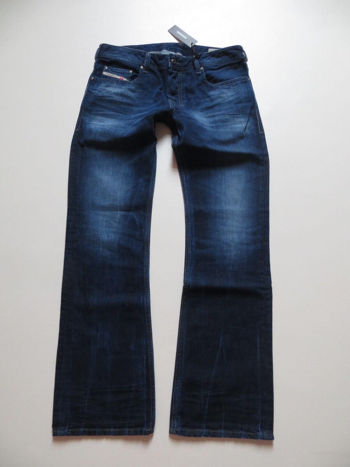 Diesel ZATINY wash R831Q Bootcut Jeans Hose, W 32  L 32, NEU   TOP Waschung   46