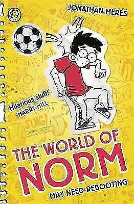 May Need Rebooting: Book 6 (The World of Norm), Meres, Jonathan, Very Good Book