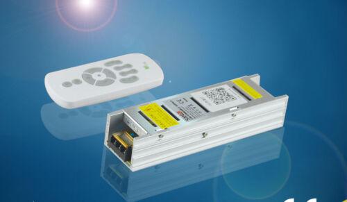 24w 150w 12v 24v fuente de alimentación transformador adaptador de red 100w Driver para LEDs segregados módulo