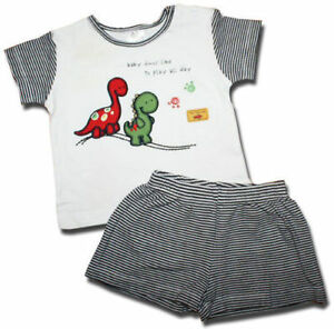 Cute-TARGET-Size-000-Baby-DINOSAUR-T-Short-and-Shorts-SET