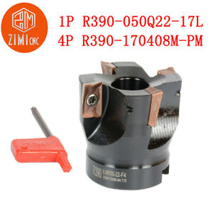 R390-050Q22-11 Round Face end mill Indexable face Milling cutter+10P R390-11T308
