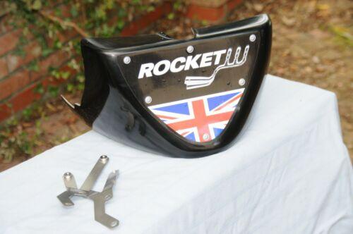 TRIUMPH ROCKET3 roadster rocket 111 rocket iii rocket touring belly pan /&decal u