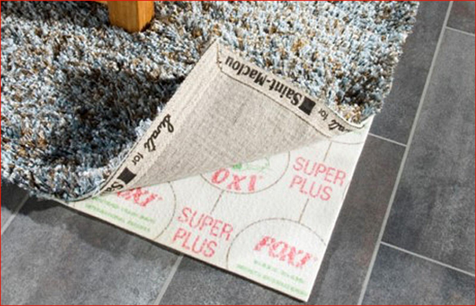 FOXI SUPER PLUS Gipper Stop glisse Tapis Anti Fluage Tapis glisse Thibaude Tapis Stratifié 9c329f