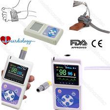 Infant Neonatal Pulse Oximeter Spo2 Pr Monitorbundled Probepc Software Ce Fda