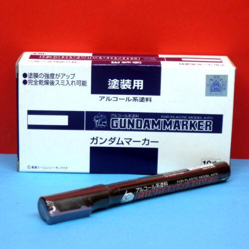 GUNZE GUNPLA i Hobby #GM13 Gundam Marker Pen Gundam Mecha Gray Mr