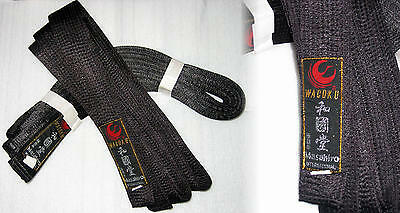 Sporting Goods Cinturon AlgodÓn Obi Karate Taekwondo Judo Artes Marciales Itf Wtf Jujutsu Tang Reputation First