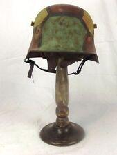 WW1 German M1916 Camouflage Helmet