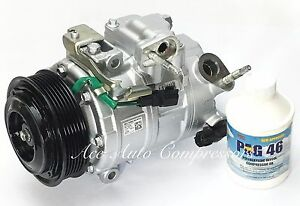 A//C Compressor Fits Ford Explorer Flex Taurus MKS MKT MKZ 2013-2014 197358