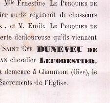 Suzanne Saint-Cyr Duneveu De Wambez Louis Leforestier 1859