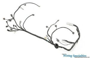 Marvelous Wiring Specialties Engine Tranny Combo Harness For S13 Sr20Det Sr20 Wiring Cloud Usnesfoxcilixyz