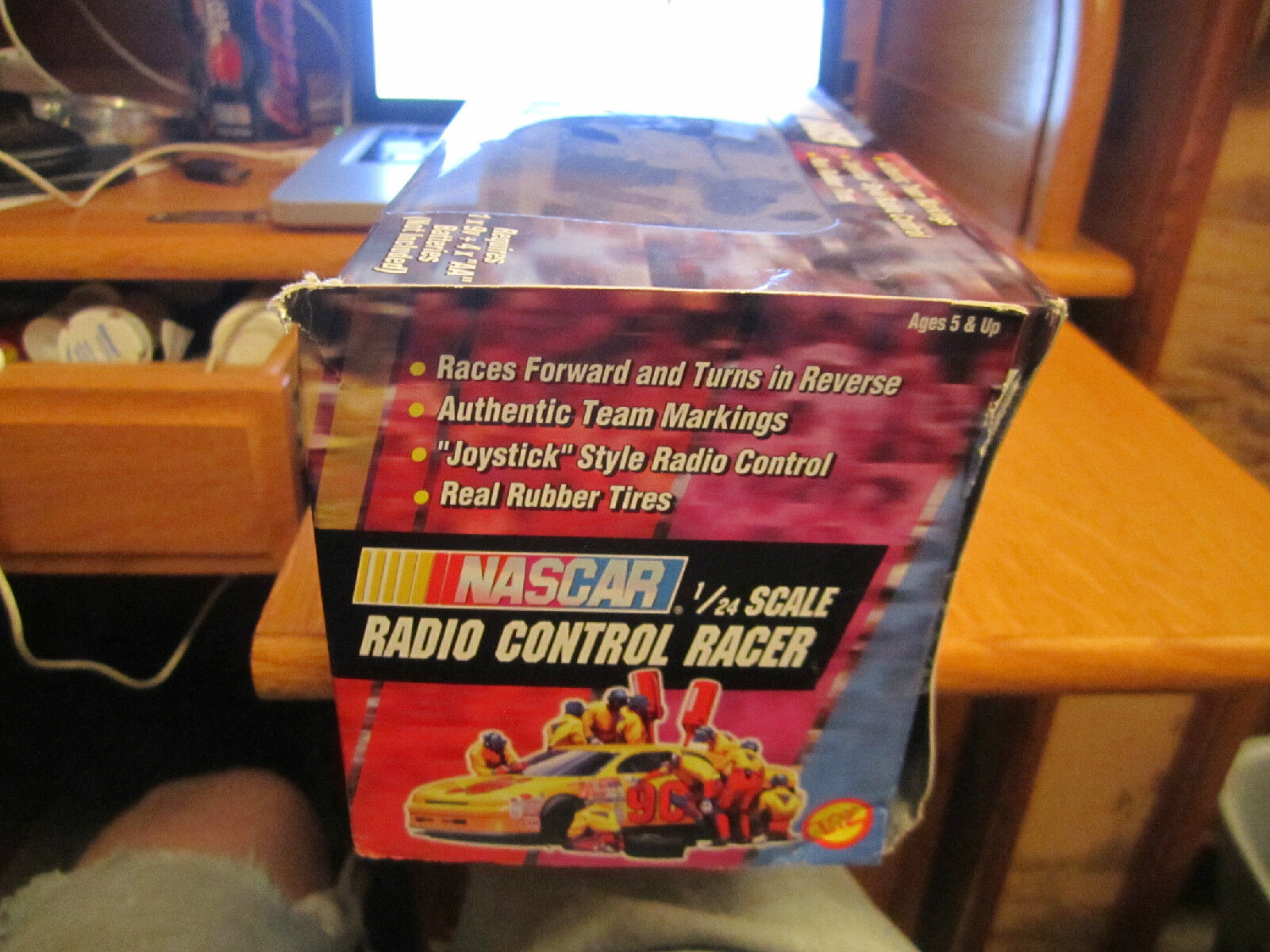 Nasca - radio racer 24 24 24 skala 88 dale jarrett hochwertige betreuung 27mhz 1a7598