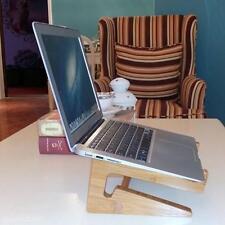 Holz Halterung Universal Ständer Halter Für Macbook iPad Mini/Air Tablet PC