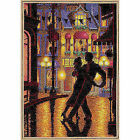 Dimensions Gold Counted Cross Stitch Kit - Midnight Dance
