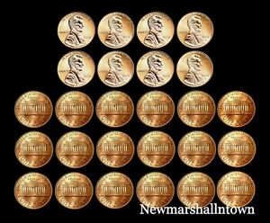 2000-2001-2002-2003-2004-2005-2006-2007-2008-2009-P-D-Lincoln-Mint-Set-Roll