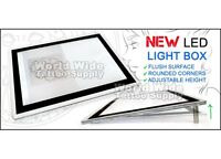 Ultra Thin Led Tattoo Tracing Light Box A3 (16.5 X 12.25) 1/4 Inch Thick