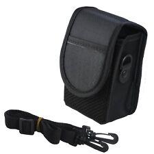 AX Black Camera Case Bag For Fuji Finepix XP60 xq1 F900 F660EXR