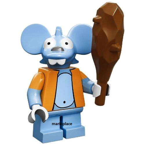 LEGO SIMPSONS 71005 ** Itchy  ** MINIFIGURE  MINIFIG #13 NEW
