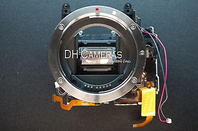 Canon EOS 550D (Rebel T2i / EOS Kiss X4) Mirror Box Body Cover ASS'YCG2-2737-000