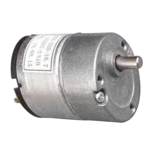Getriebemotor mit hohem Drehmoment und Schlagfestigkeit 170 350 U min 6V