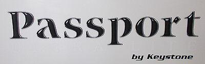 77-4 1 RV KEYSTONE PASSPORT ULTRA LITE LOGO DECAL GRAPHIC
