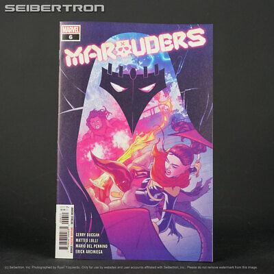 Marauders #4 Dauterman Main Cover Marvel Comic 1st Print 2019 unread NM