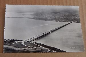 Postcard-Tay-road-bridge-real-photo-unposted