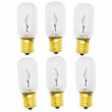 LMV1683SW LMV2083ST 2-Pack Light Bulb for LG LMH2235ST LMV1630BB LMV2031SW
