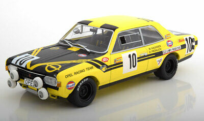24h Spa 1972 1:18 Minichamps Opel Commodore A Steinmetz #7