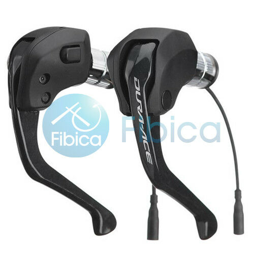NEW SHIMANO DURA ACE Di2 STR9160 TT Brake Shifter Levers 2x11speed