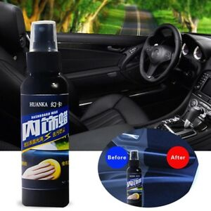 Auto Care Inner Car Interior Wax Seat Polish Dashboard Cleaner Leather Surface