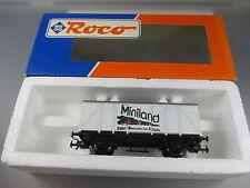 """Roco:Güterwagen """"Miniland""""  (Stiege24)"""
