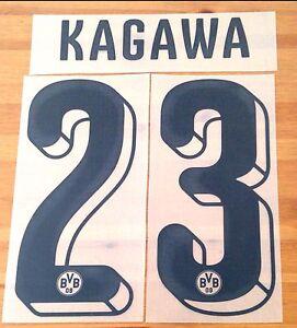 201516 Dortmund Home Shirt KAGAWA23 OFFICIAL DekoGraphics Name Number Set - <span itemprop=availableAtOrFrom>Wolverhampton, West Midlands, United Kingdom</span> - 201516 Dortmund Home Shirt KAGAWA23 OFFICIAL DekoGraphics Name Number Set - Wolverhampton, West Midlands, United Kingdom