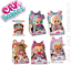 thumbnail 1 - NEW Cry Babies LAMMY LALA CONEY BONNIE LEA Baby Doll Girls Toy or AAA Batteries