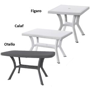 Tavolo-plastica-giardino-Elite-rattan-Calaf-Figaro-Otello-arredo-esterno-CAFFE