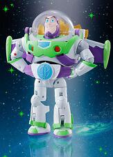 Toy Story Chogokin Buzz Lightyear Space Ranger Die-Cast Action Figure BANDAI