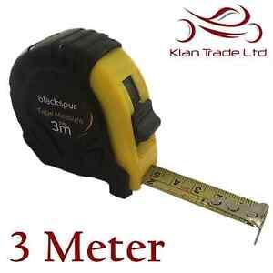 Amtech 5 Mètre Auto-Verrouillage Ruban à mesurer avec Métrique et Imperial Measurements