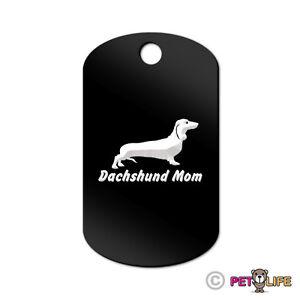 MDT-570 Got Bouvier Engraved GI Tag Key Chain Dog Tag des Flandres