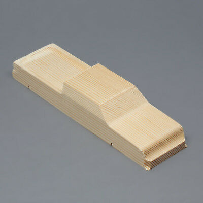 Weighted Pinewood Derby Car The Jet Pre Cut Car Block