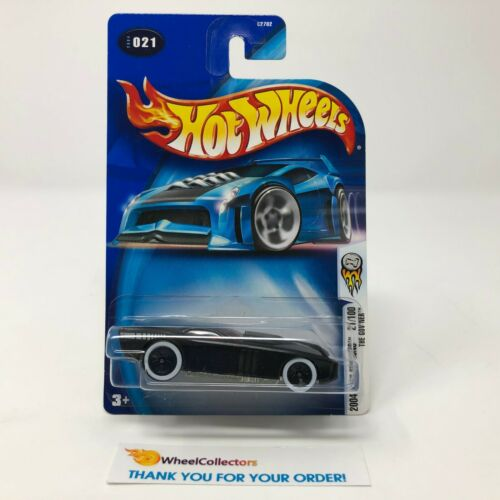HC3 The Gov/'Ner #21 2004 Hot Wheels BLACK