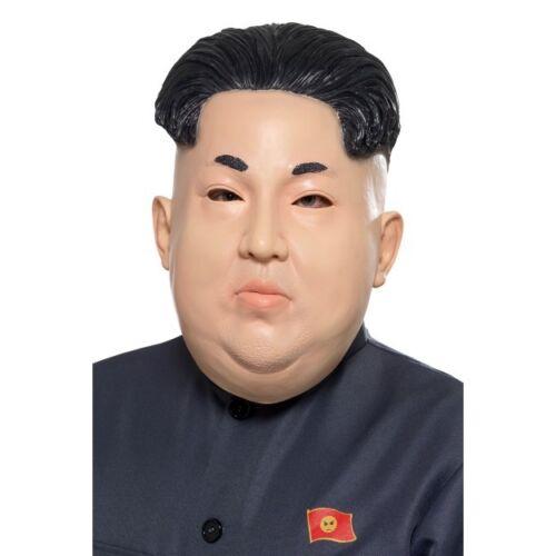 rivestimento Corea del Nord Usa dittatore tuta Donald Trump Costume Kim Jong ONU Costume