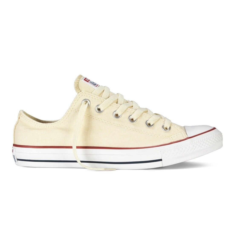 CONVERSE All Star Chuck Taylor Ox Schuhe Sneaker unbleached M9165