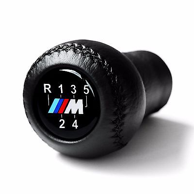 BMW M TECH 5 SPEED GEAR SHIFT KNOB E53 X5 E46 E39 E36 E34 E30 M3 M5 M6 Z1 Z3 Z4