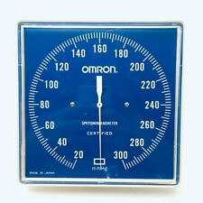 Omron Blood Pressure Sphygmomanometer Gauge Wall Mount