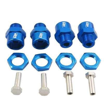 1//10 Rc Aluminium Wheel Nuts For Hpi Jumpshot Rs4 E-Firestorm Blitz Sprint 2