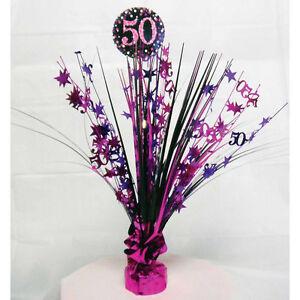 Th Birthday Pink Hanging Decoration
