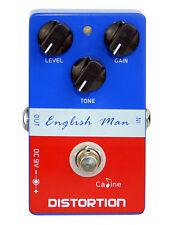 """Caline CP-14 inglés Man"""" """"Pedal de efecto de distorsión (desde el Reino Unido)"""