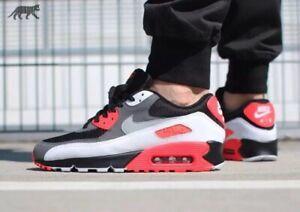 Nike Air Max 90 Essential Black /Red