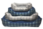 Heritage-Deluxe-Soft-Washable-Dog-Pet-Bed-Warm-Basket-Cushion-with-Fleece-Lining thumbnail 2