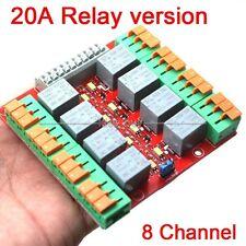 8 Channel 20A Relay Control Relais Module for Arduino UNO R3 Raspberry Pi